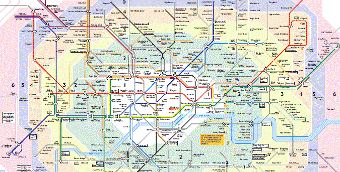 london travel zone map Gallery – London Travel Zone Map